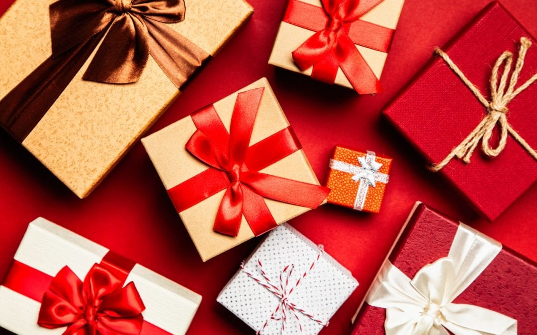 you should gift inside and outside your organization