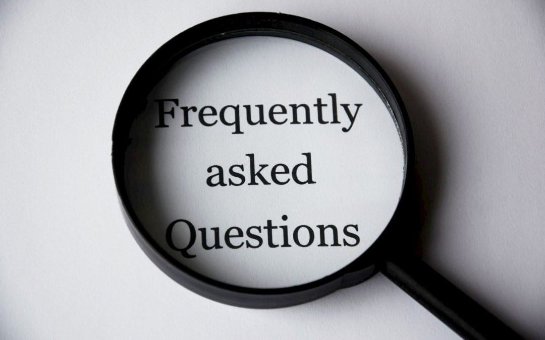 Frequently asked questions about reviews